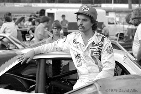 Franklin County Speedway 1979 Kyle Petty
