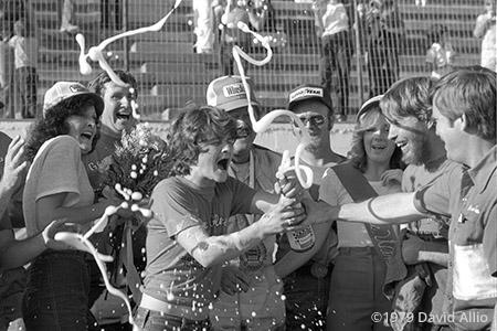 Kingsport Intl Speedway 1979 Tony Glover Gene Glover
