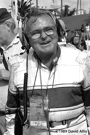 Del Mar Fairgrounds 1989 Chris Economaki