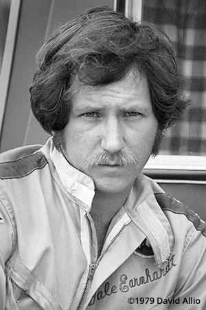 Bristol International Raceway 1979 Dale Earnhardt