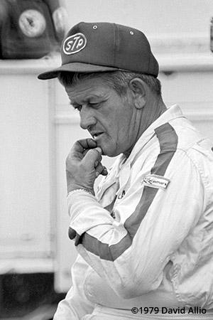 Bristol International Raceway 1979 Earl Brooks