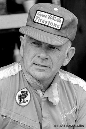Nashville International Raceway 1979 Jim Cushman