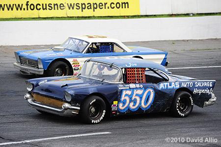 Tri-County Motor Speedway 2010 Joe Evans Susan Kimel
