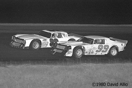 Mobile Speedway 1980 Wayne Neidecken Sr Skip Manning