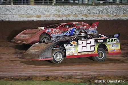 The Dirt Track at CMS 2010 Jill George Travis Leake