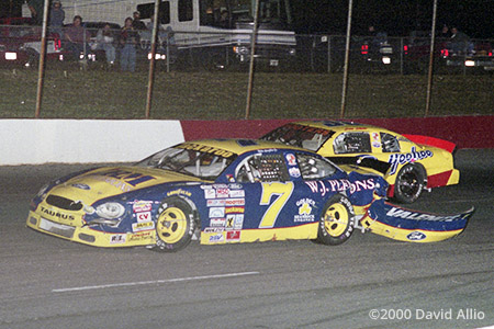 Tri-County Speedway 2000 Mike Laughlin Jr Sean Studer