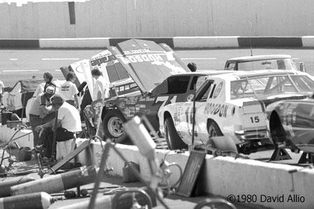 Nashville Intl Raceway 1980