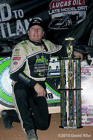 Cherokee Speedway 2010 Scott Bloomquist