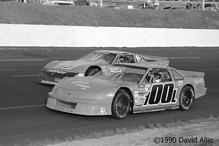 Motordrome Speedway 1990 Steve Peles Bobby Henry