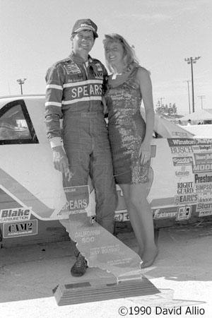 Mesa Marin Raceway 1990 Bill Sedgewick