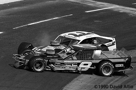 Martinsville Speedway 1990 Eddie D