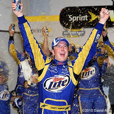 Charlotte Motor Speedway 2010 Kurt Busch