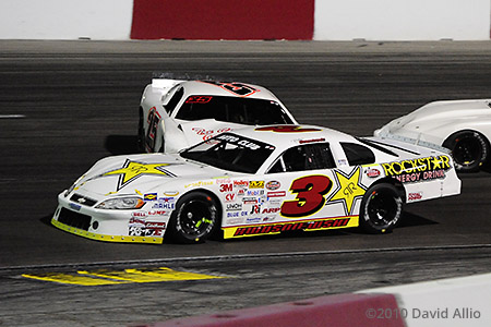 The Bullring at LVMS 2010 Brandon Loverock Eric Richardson