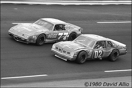 Charlotte Motor Speedway 1980 Ray Hendrick