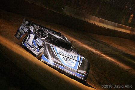 Cherokee Speedway 2010 Ricky Weeks