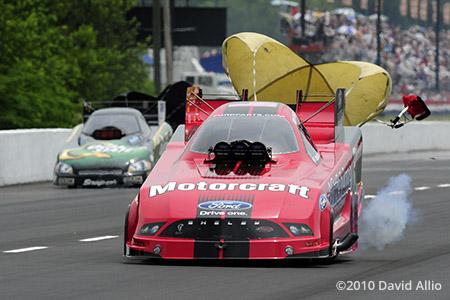 Atlanta Dragway 2010 Robert Tasca III