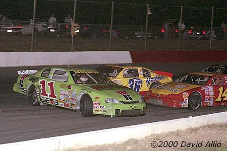 Tri-County Speedway 2000 Tim Dobbs Sean Studer