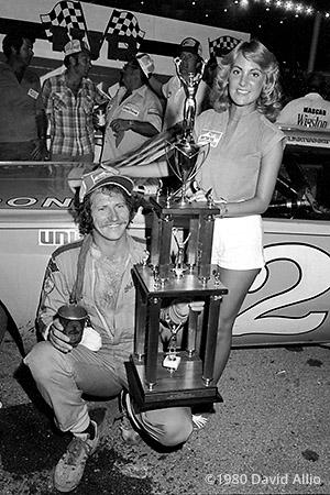 Nashville Intl Raceway 1980 Dale Earnhardt
