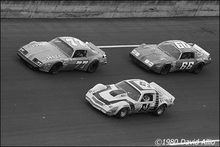 Daytona Intl Speedway 1980 Richie Evans Harry Gant