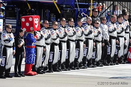 Las Vegas Motor Speedway 2010 Pit Boss