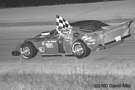Five Flags Speedway 1980 Ray Putnam