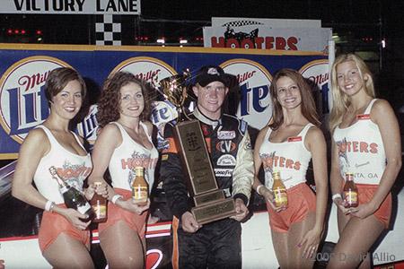 Peach State Speedway 2000 Brian Vicars winner