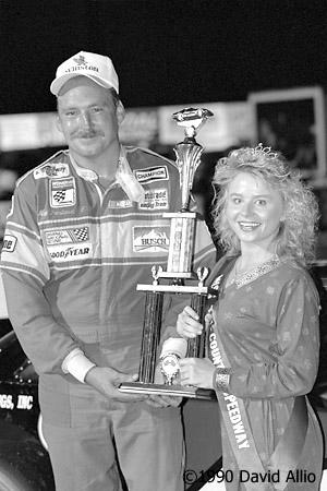 Tri-County Speedway 1990 Max Prestwood Jr