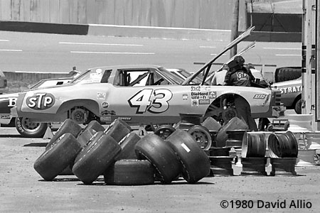 Nashville Intl Raceway 1980 Richard Petty