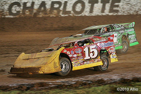 The Dirt Track at CMS 2010 Steve Francis Chub Frank