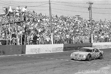 Hickory Speedway 1980 Tommy Houston