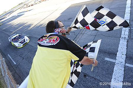North Wilkesboro Speedway 2010 Chase Elliott