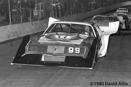 New Smyrna Speedway 1980 Dick Trickle