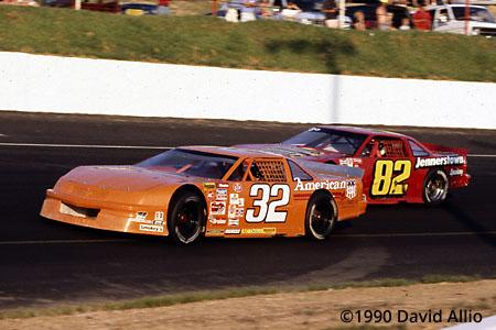 Motordrome Speedway 1990 Glenn Gault Stan Lasky