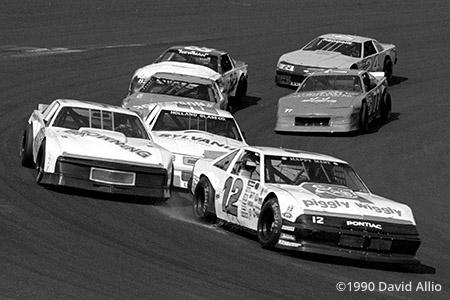 Lonesome Pine Intl Raceway 1990 Karen Schulz