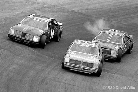 Kingsport Intl Speedway 1980 John A Utsman Brad Teague