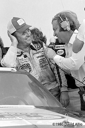 Charlotte Motor Speedway 1980 Benny Parsons Brock Yates