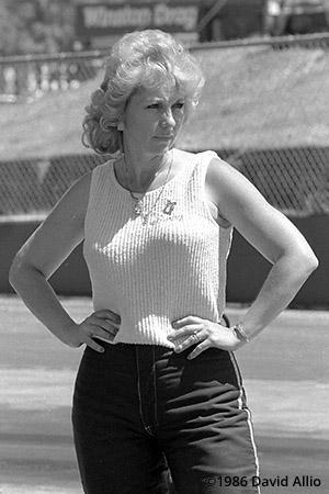 Rockingham Intl Dragway 1986 Carol Bunny Burkett