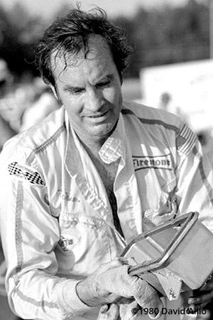 Five Flags Speedway 1980 Freddy Fryar