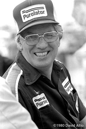Charlotte Motor Speedway 1980 Glen Wood