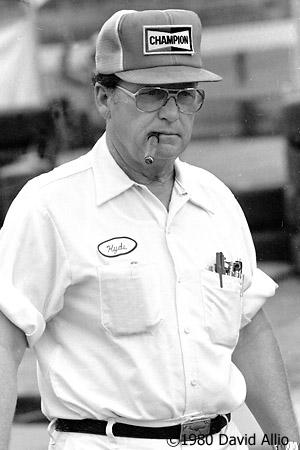 Charlotte Motor Speedway 1980 Harry Hyde