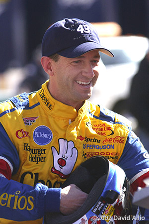 Bristol Motor Speedway 2002 John Andretti