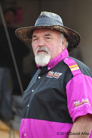 Cherokee Speedway 2010 Mike Duvall