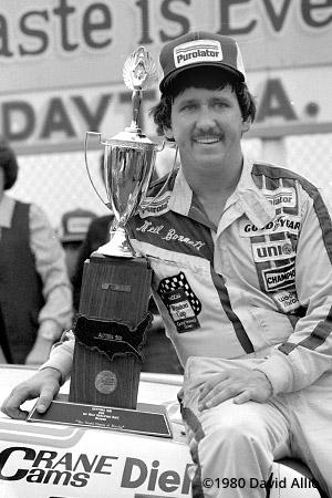 Daytona Intl Speedway 1980 Neil Bonnett