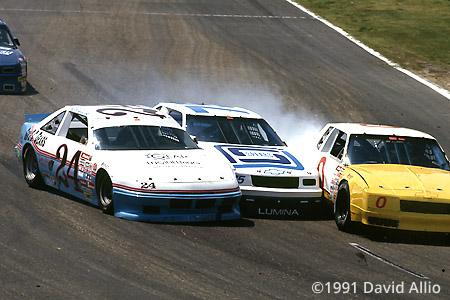 Mesa Marin Raceway 1991 Bill Sedgwick Butch Gilliland