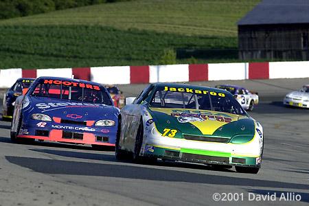 Jennerstown Speedway 2001 Jeff Agnew