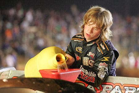 Cherokee Speedway 2011 Tyler Reddick