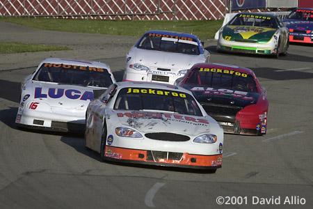 Jennerstown Speedway 2001 Bill Plemons Jr