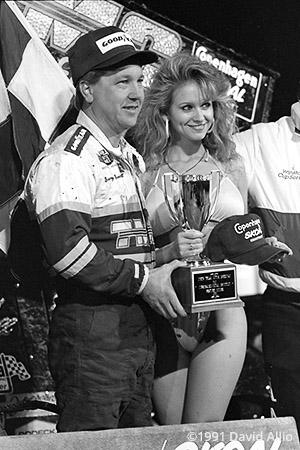 North Texas Speedway 1991 Sammy Swindell