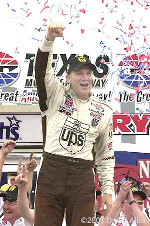 Texas Motor Speedway 2001 Dale Jarrett