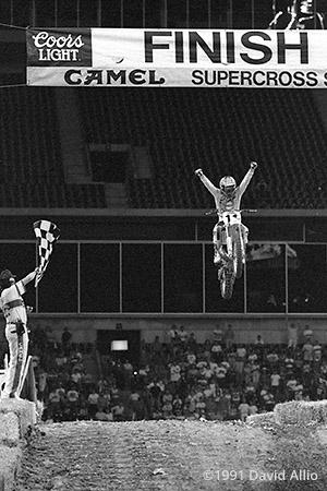 Texas Stadium 1991 Damon Bradshaw